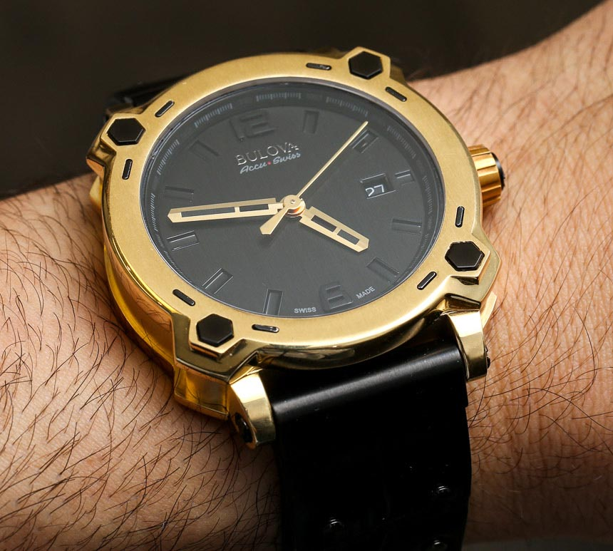 is bulova luxury